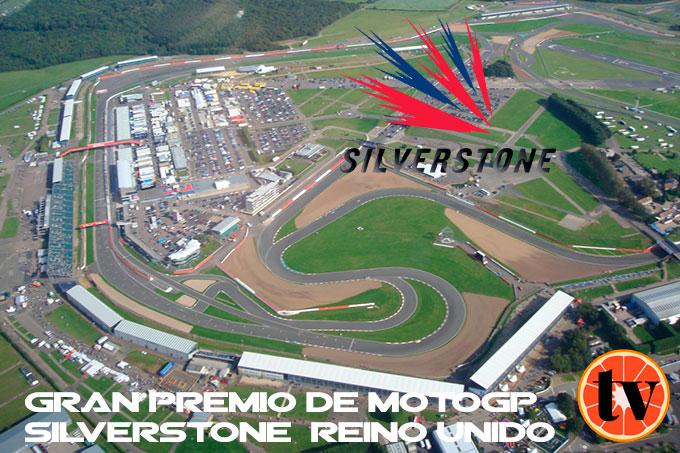 Ver Gran Premio de Silverstone MotoGP 2019 Gratis