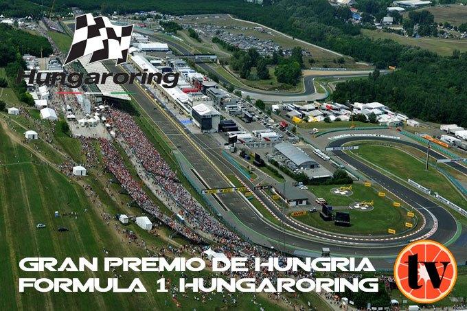 Ver GP de Hungría Formula 1  2019 Gratis