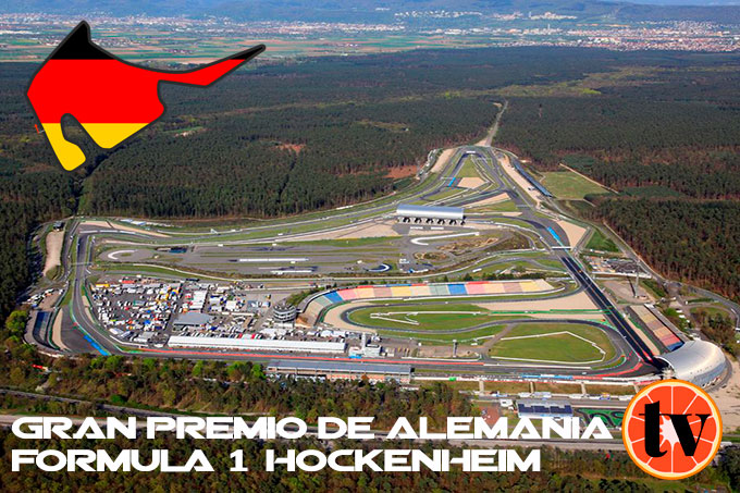 Ver GP de Alemania Formula 1  2019 Gratis