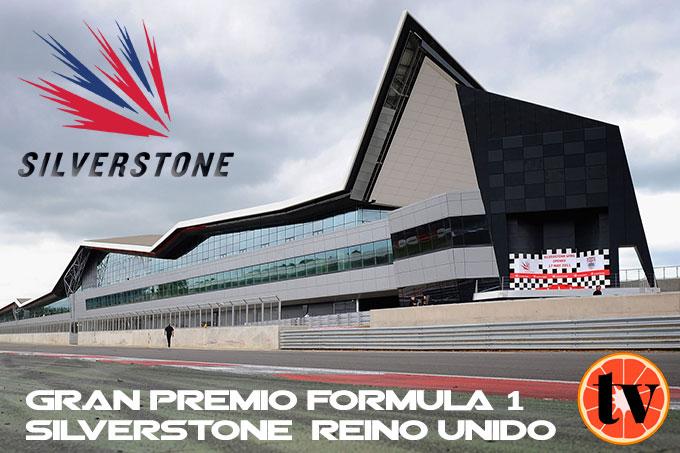 Ver GP de Gran Bretaña Formula 1  2019 Gratis