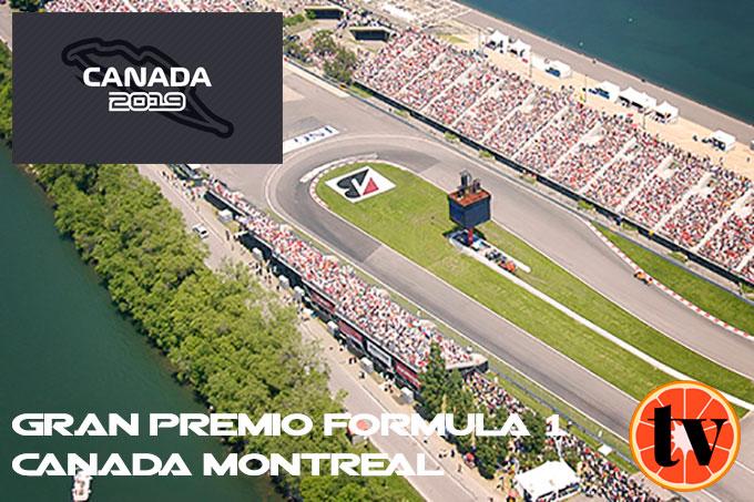 Ver GP de Canada F1  2019 Gratis
