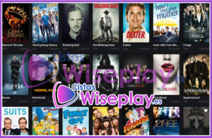 Listas Wiseplay Series