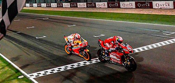 Ver MotoGP Gratis Qatar 2020