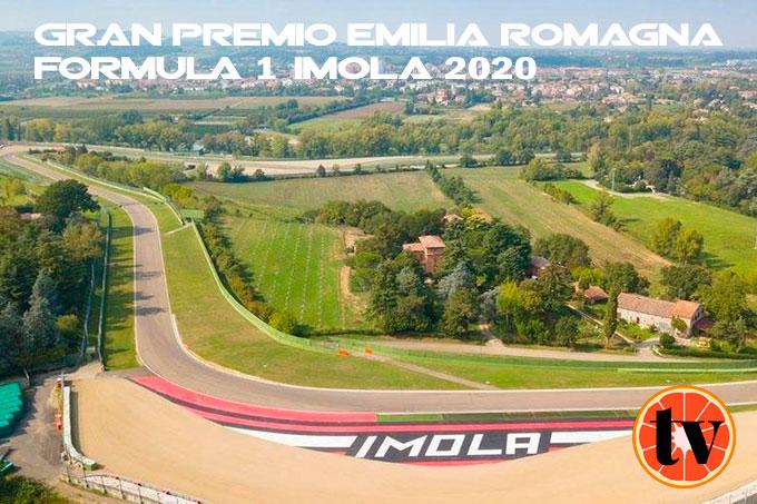 Ver GP de Imola Formula 1  2020 Gratis