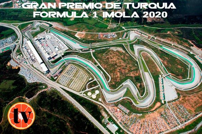 Ver GP de Turquia Formula 1  2020 Gratis