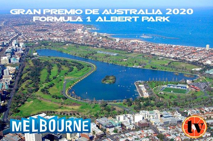 Ver GP de Australia Formula 1  2020 Gratis