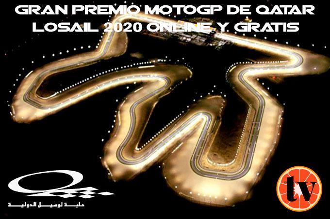 Ver Gran Premio MotoGP de Qatar 2020 Gratis