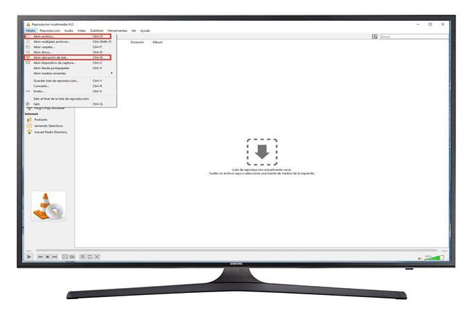 Ver Futbol Gratis en VLC con Listas IPTV