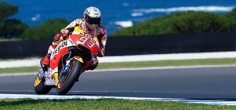 MotoGP Australia Ver Gratis