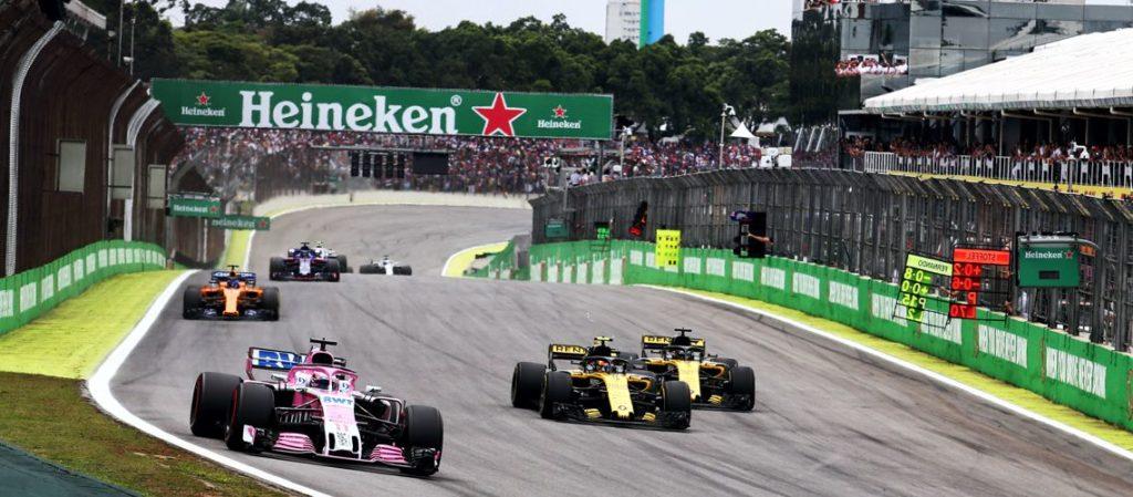 Formula 1 Brasil Ver gratis online