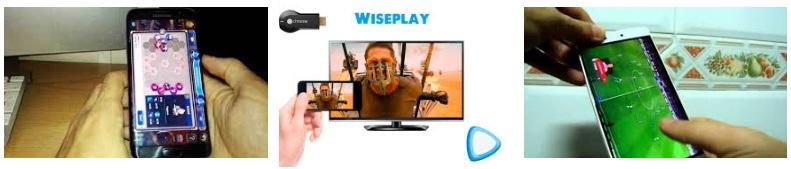 cómo ver peliculas con Wiseplay en PC