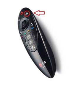 control smart tv lg - iptv