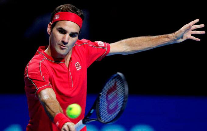 Copa Maestros Ver Tenis Gratis Federer