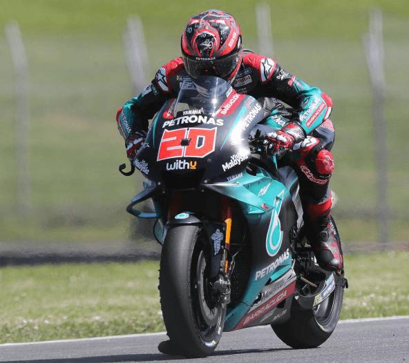 Quartararo Ver MotoGP online gratis
