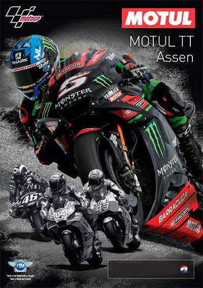Holanda Assen Ver MotoGP online gratis