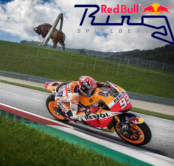 Red Bull Ring austria Ver MotoGP gratis
