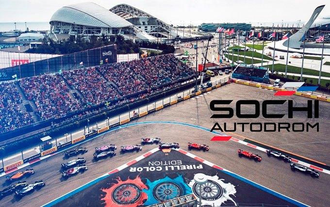 Sochi Ver Formula 1 gratis online
