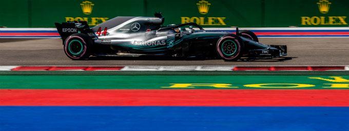 Rusia Ver Formula 1 gratis online