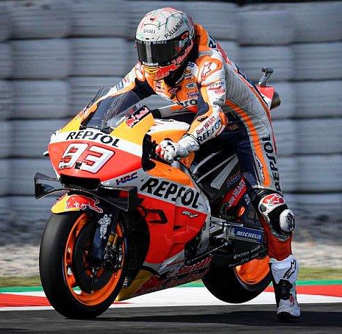 Marquez Ver MotoGP online gratis